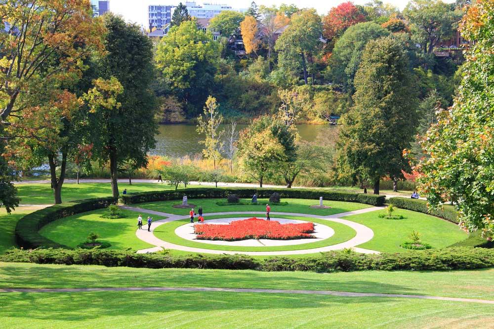 Vá ao parque - High Park