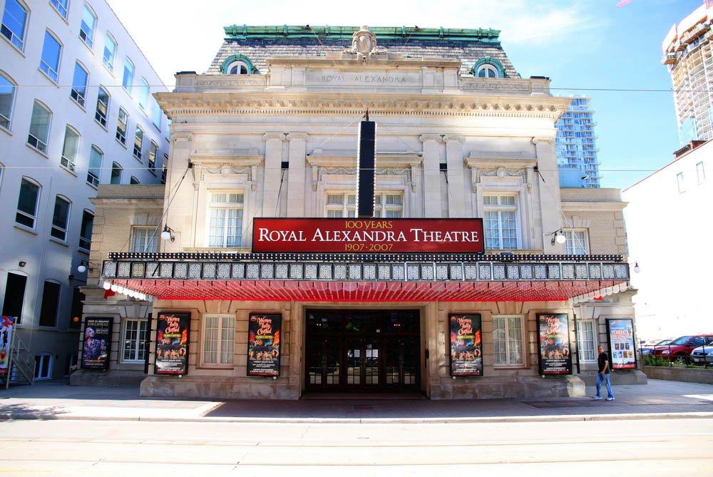 Vá ao teatro - Royal Alexandra Theatre