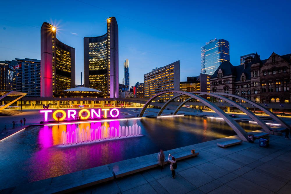o que fazer em Toronto (Canada)