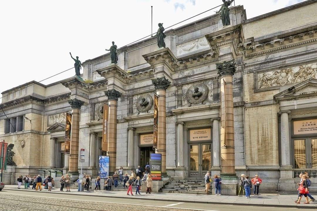 Musee Royaux Des Beaux Arts