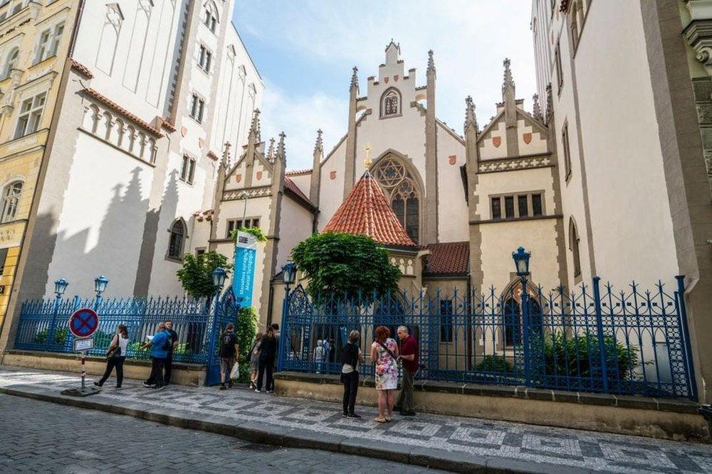 Gueto Judaico, Praga