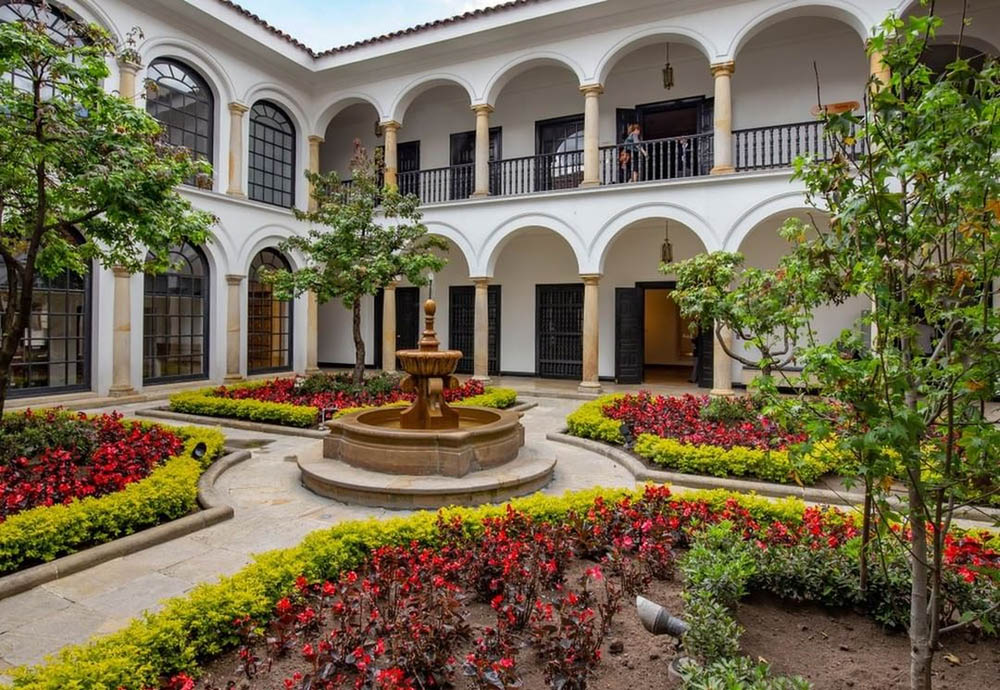 Museu Botero, Bogota