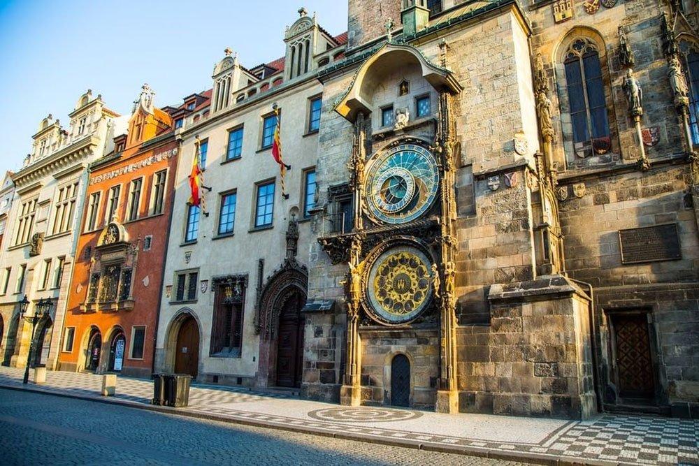 Orloj ( Relógio astronômico medieval )