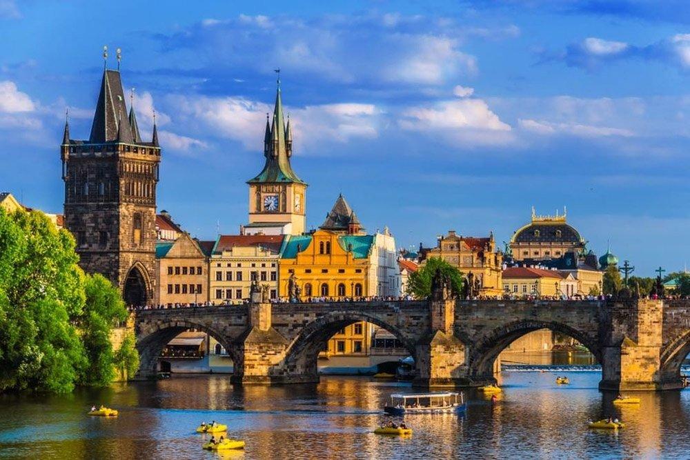 Ponte Carlos, Praga
