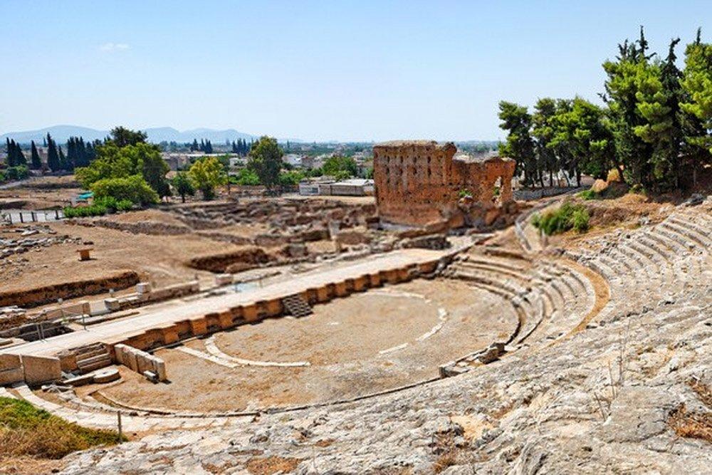 Argos, Grécia