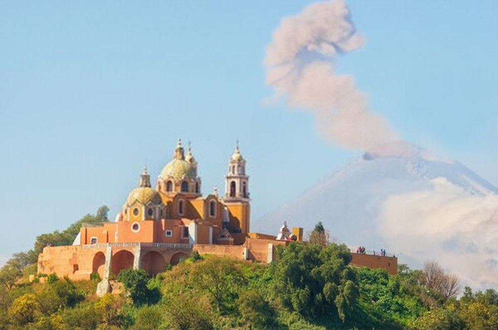 Cholula, México