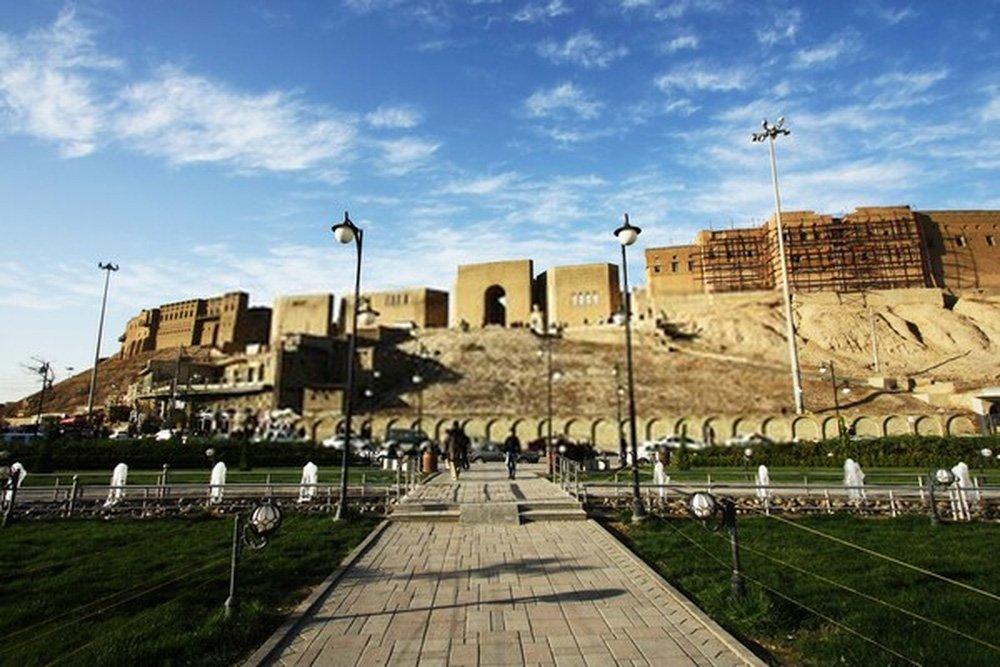 Erbil, Iraque