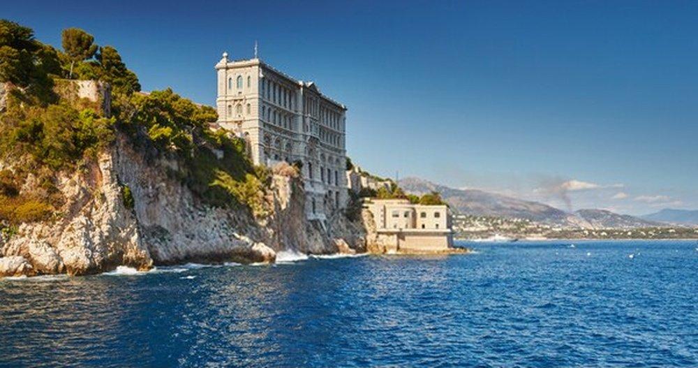Museu Oceanográfico do Mónaco