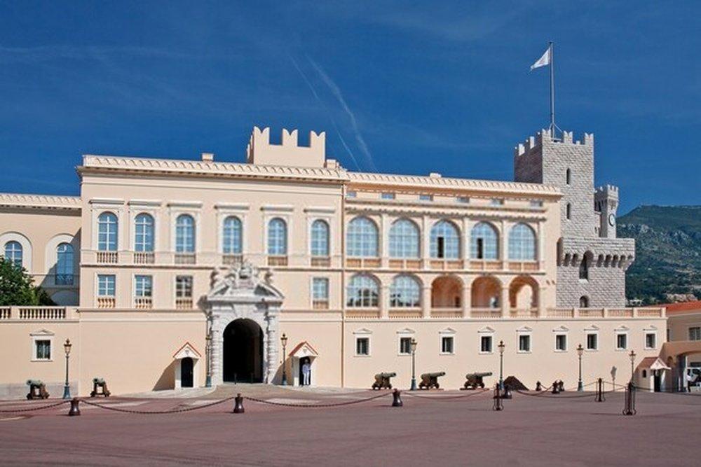 Passeio pelo Palácio do Príncipe