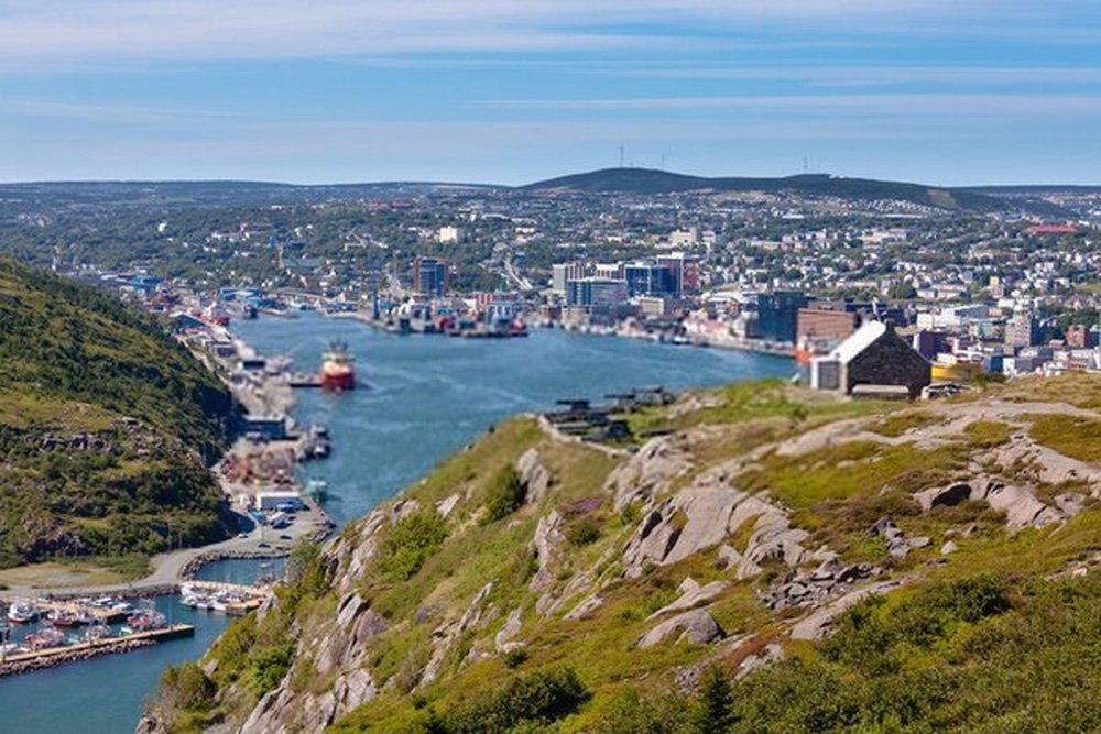 St. Johns, Terra Nova e Labrador, Canadá