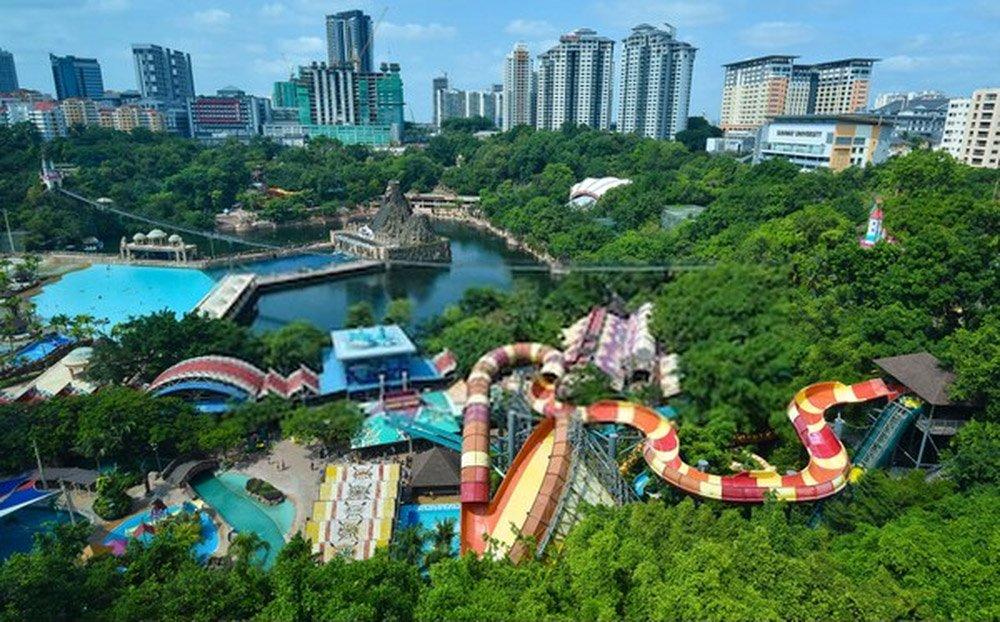 Sunway Lagoon (Kuala Lumpur, Malásia)