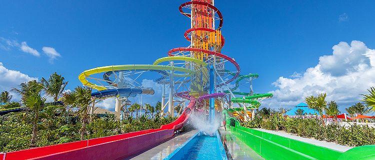 Thrill Waterpark (CocoCay, Bahamas)