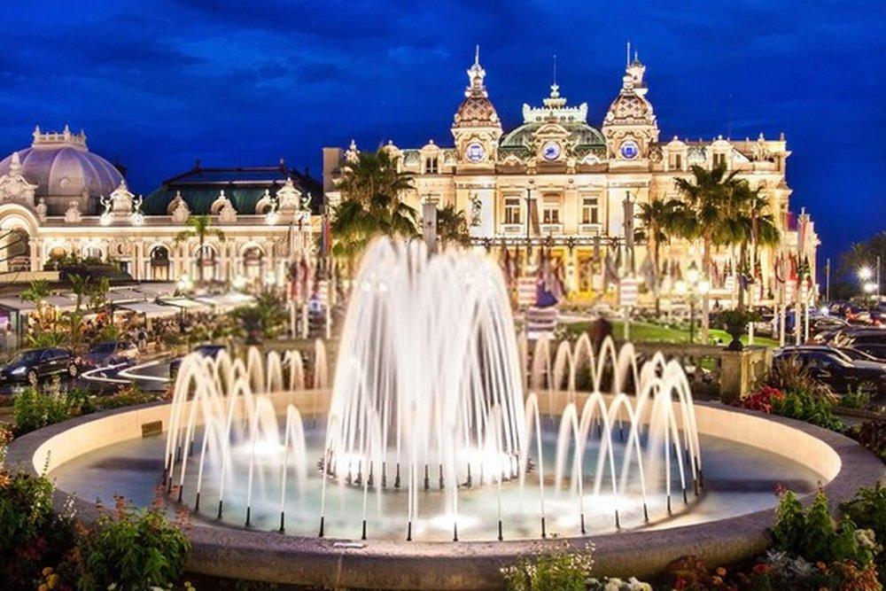 Visite o Casino Monte Carlo