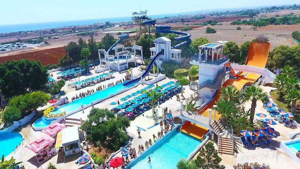 WaterWorld Waterpark (Ayia Napa, Chipre)