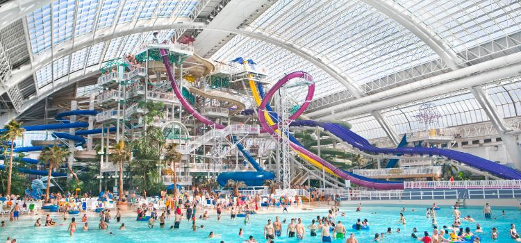 World Waterpark(Alberta, Canadá)