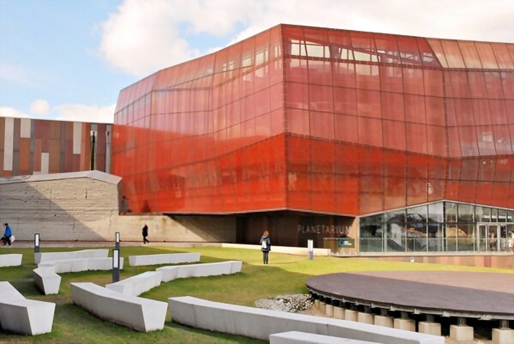 Centro de Ciências Copérnico, Varsóvia