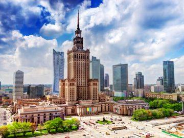 Melhores Coisas para Fazer em Varsóvia