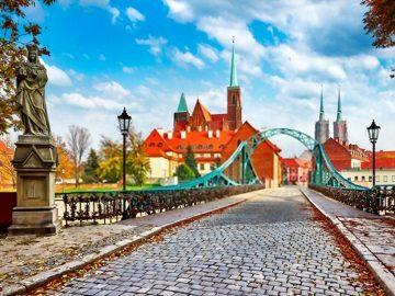 O que Fazer em Wrocław (Polónia)