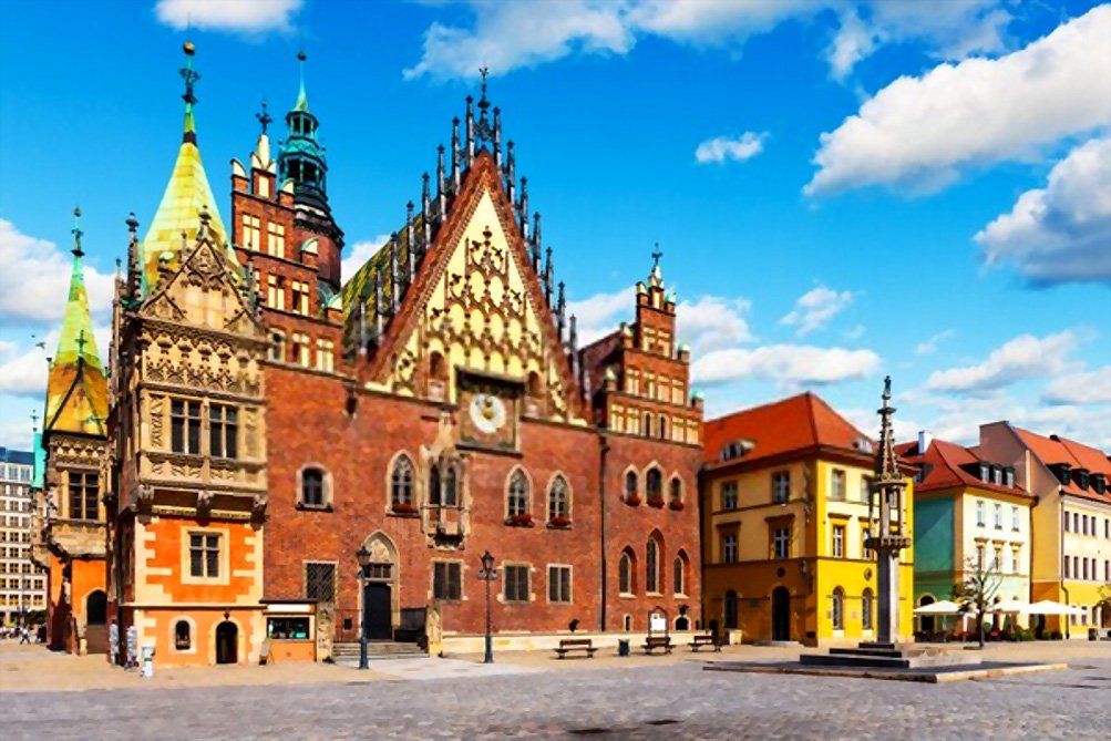 Old Town Hall, Wroclaw