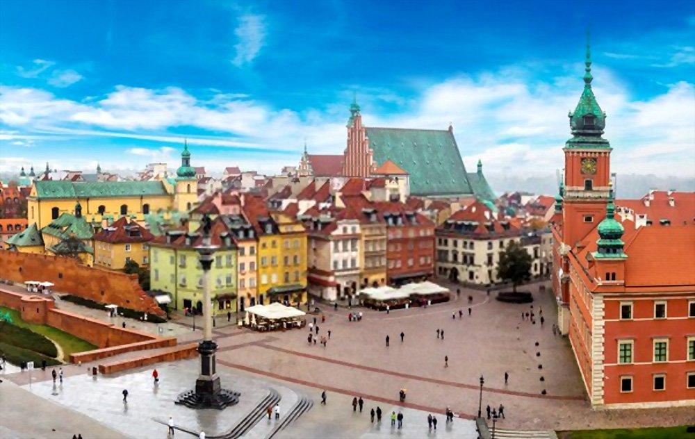 Old Town, Varsóvia