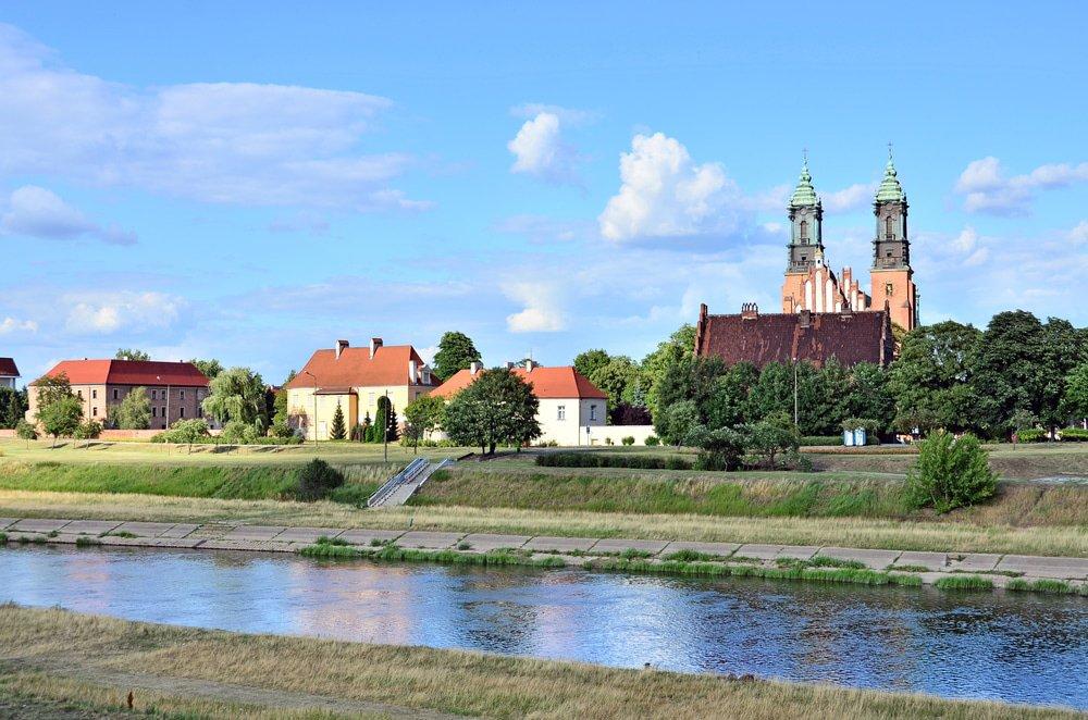 Ostrów Tumski , Poznan