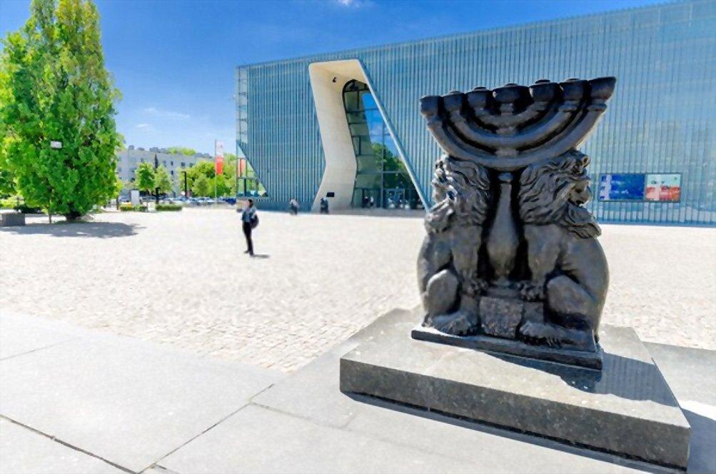 POLIN Museu de História dos Judeus Poloneses