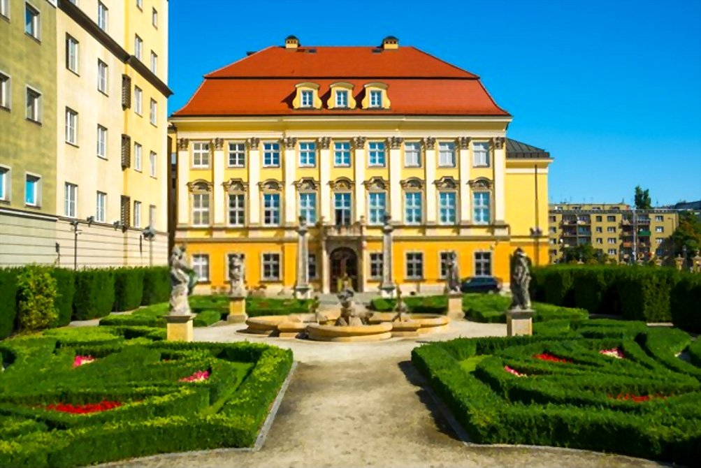 Palácio Real, Wroclaw