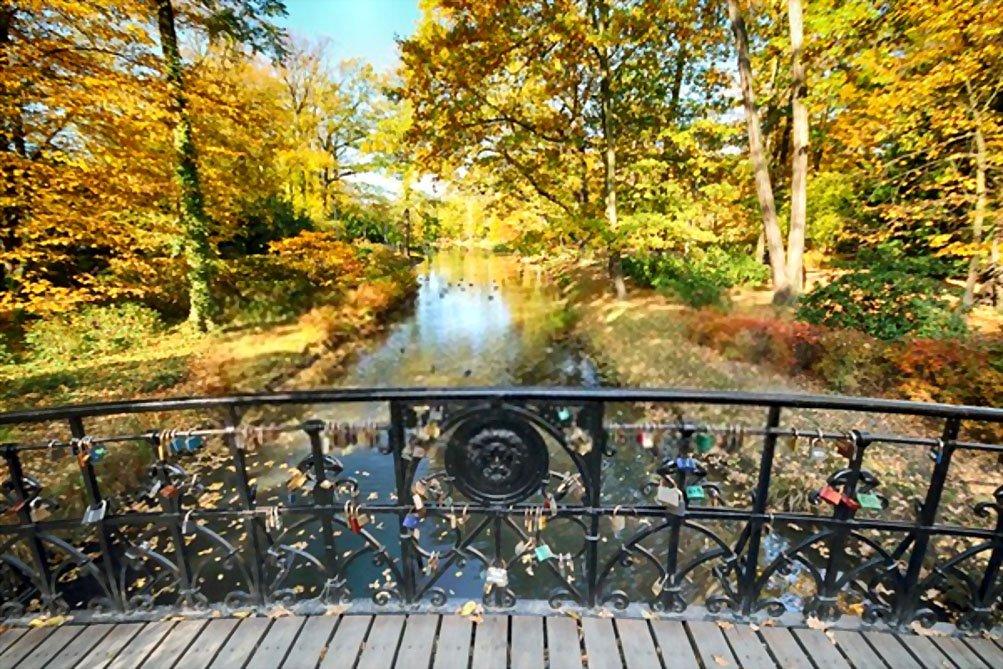 Parque Szczytnicki, em Wrocław