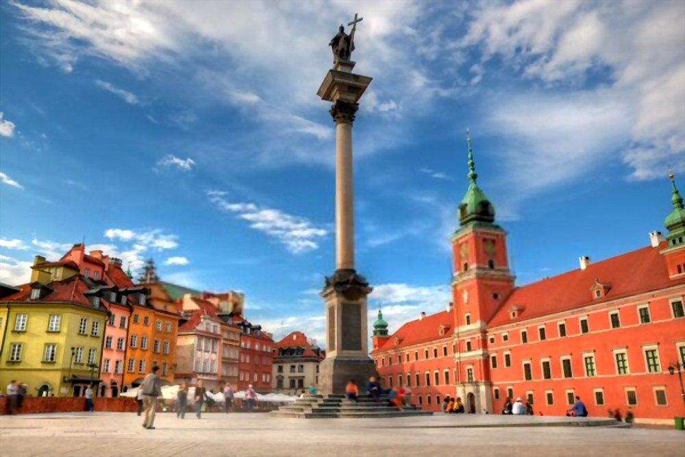 Praça do Castelo, Varsovia