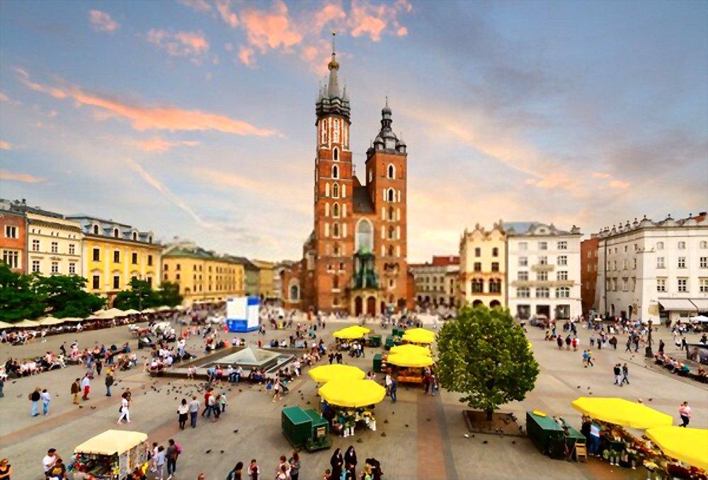 10 Melhores Coisas para Fazer em Cracóvia (Polónia) 1