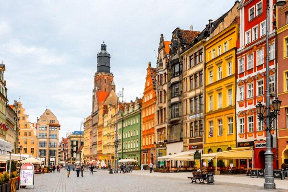 Rynek (Praça do Mercado), Wrocław