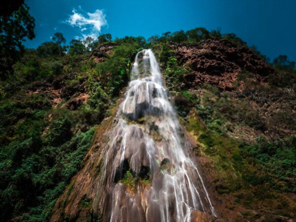 Cachoeira da Boca da Onça