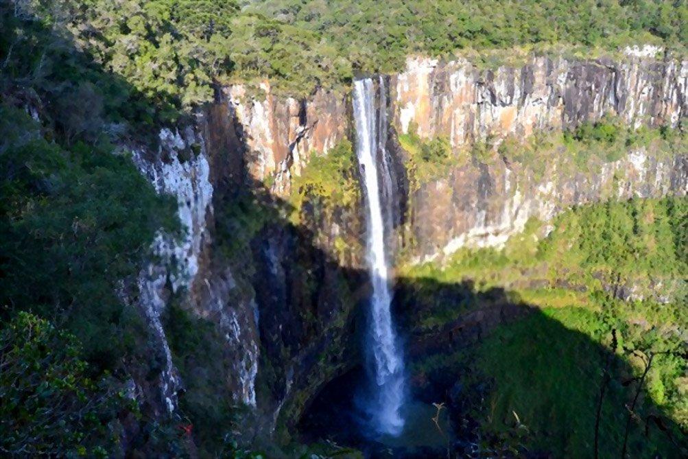 Cachoeira do Salto São Francisco