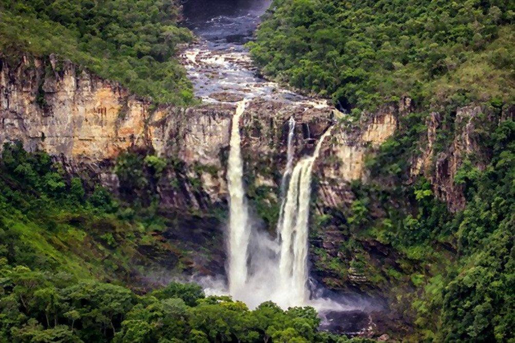 Cachoeira do Salto do Rio Preto