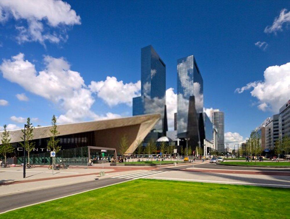 Estação Central de Roterdão
