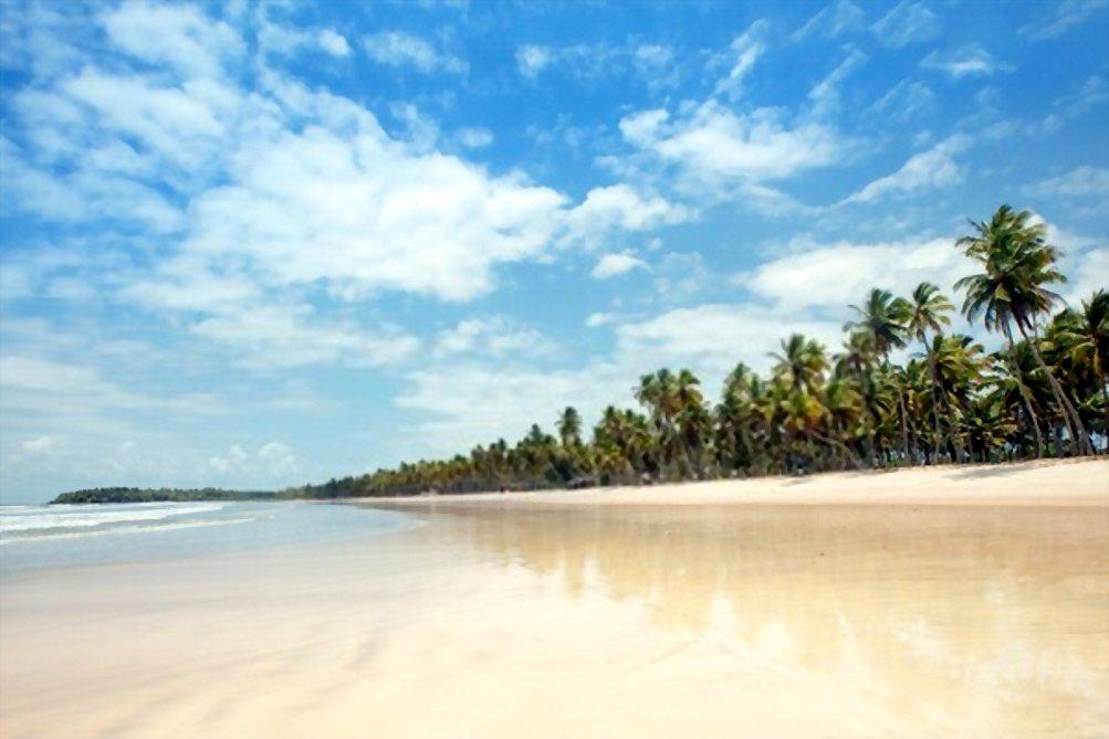 Ilha de Tinhare, Cairu, Bahia