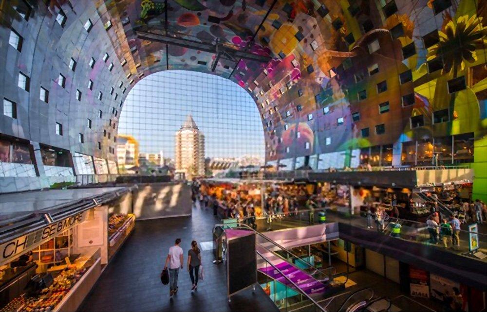 O que Fazer em Rotterdam 1