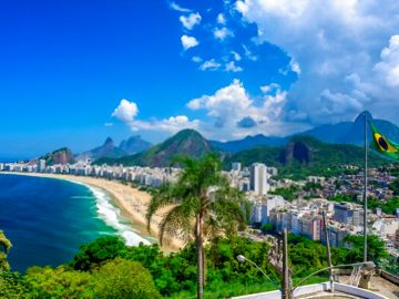 Melhores Lugares para Visitar no Brasil