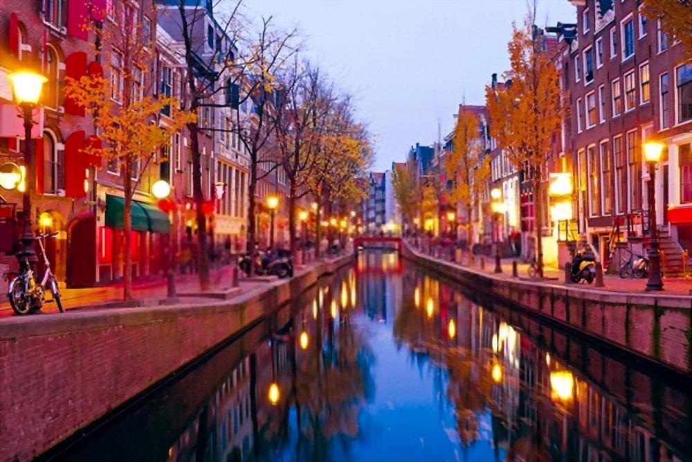 Red Light District de Amesterdão