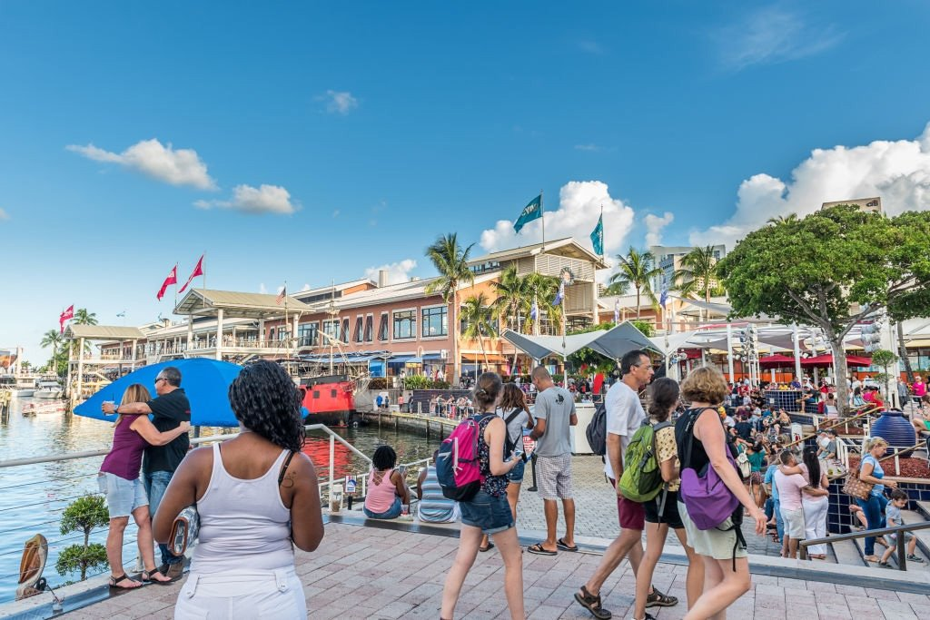 Mercado Bayside Miami