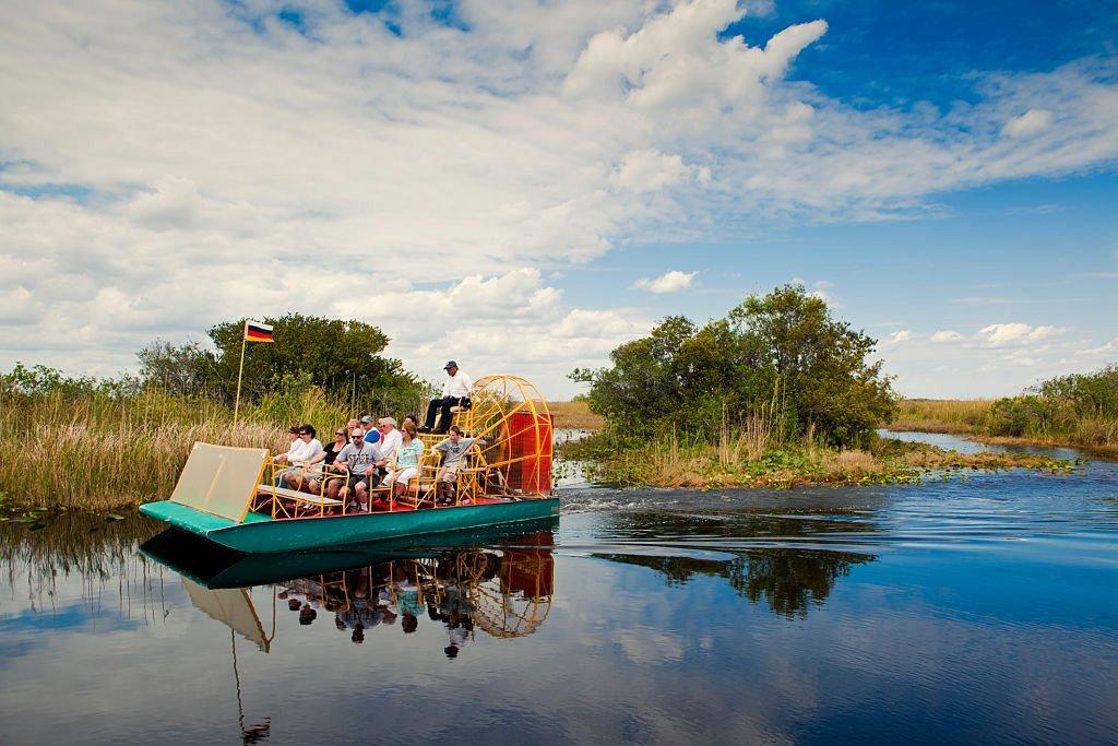 Parque Nacional Everglades